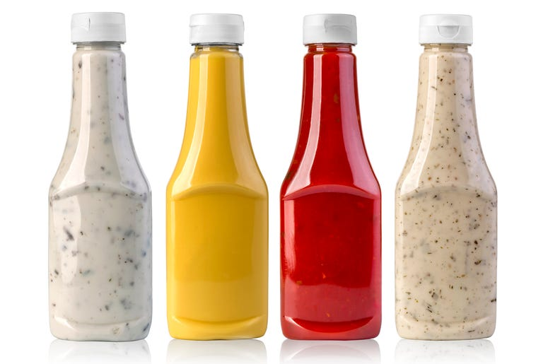 Heinz New Condiment Mash-Up