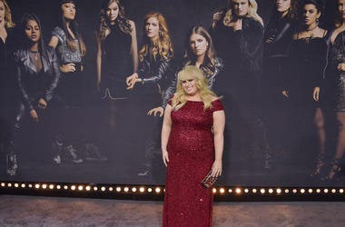 """Rebel Wilson arrives at the """"Pitch Perfect 3"""" Los Angeles Premiere"""