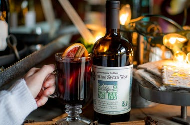 spiced wine