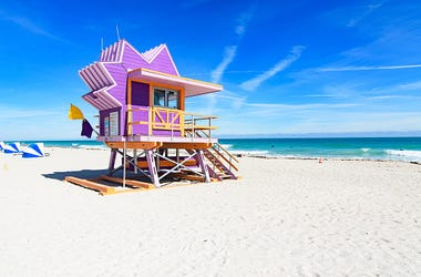 Miami Beach Vacation