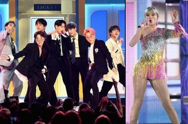 BTS x Taylor Swift