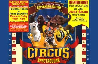 Carden International Circus