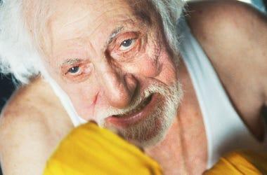 78-Year-Old Vandalizing Neighbor's Grave