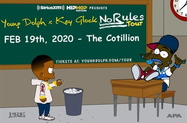 Young Dolph x Key Glock
