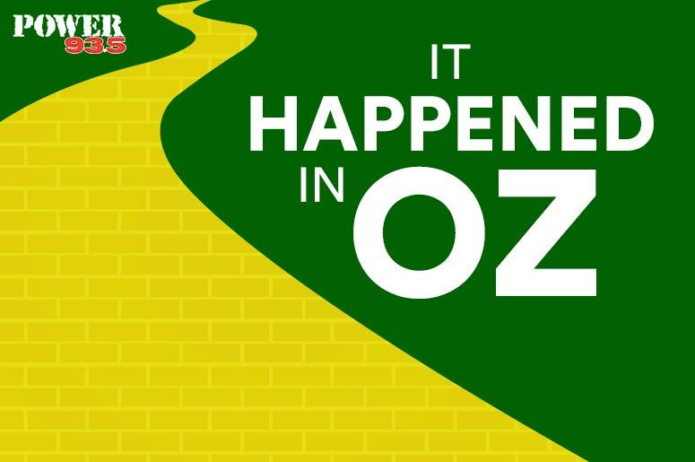 It Happened In Oz