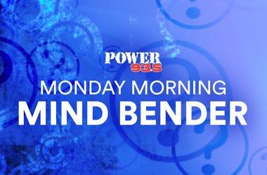 Monday Morning Mind Bender