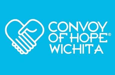 convoy of hope coronavirus relief Wichita ks