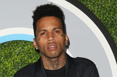 07 December 2017 - West Hollywood, California - Kid Ink. 2017 GQ Men of the Year Party held at Chateau Marmont.