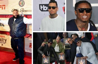 DJ Khaled, New Edition, Chris Brown, Lil Wayne