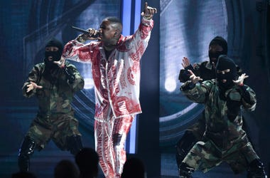 LOS ANGELES - JUNE 24: YG performs on the 2018 BET Awards at the Microsoft Theater on June 24, 2018 in Los Angeles, California.