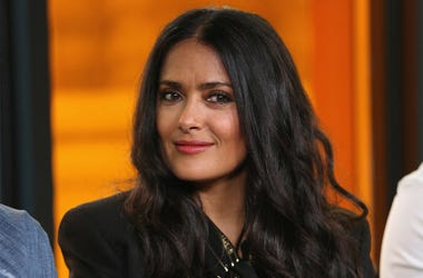 "TORONTO, ON - SEPTEMBER 09: Salma Hayek of ""The Hummingbird Project"" attends The IMDb Studio presented By Land Rover At The 2018 Toronto International Film Festival at Bisha Hotel & Residences on September 9, 2018 in Toronto, Canada. (Photo by Rich Polk/G"