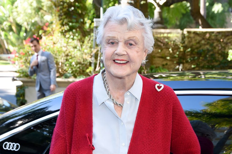 LOS ANGELES, CA - JANUARY 04: Angela Lansbury attends the 2018 AFI Awards Luncheon presented by Audi at Four Seasons Hotel Los Angeles at Beverly Hills on January 4, 2019 in Los Angeles, California. (Photo by Presley Ann/Getty Images for Audi)
