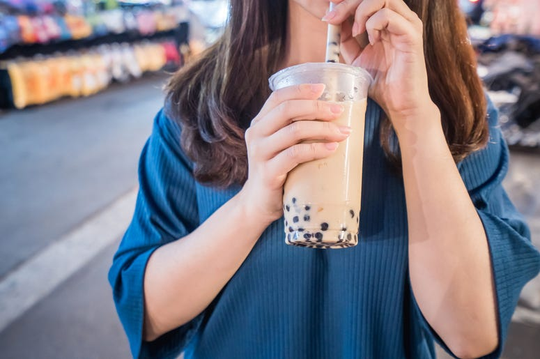 Boba, Bubble Tea, Milk Tea (Photo credit: insjoy/Getty Images)