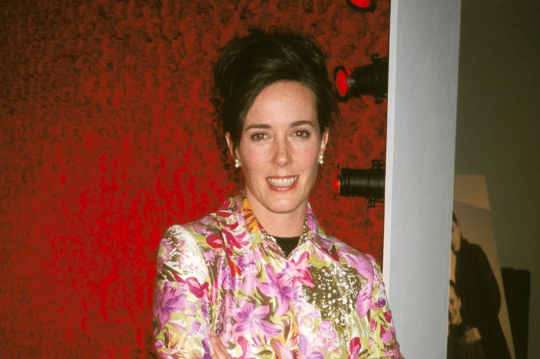 Sept 29, 2006; New York, NY, USA; Kate Spade. Mandatory Credit: Rose Hartman/Globe Photos/Sipa USA via USA Today Network