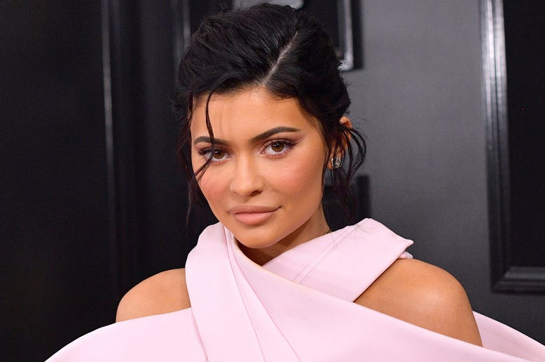 LOS ANGELES, CA - FEBRUARY 10: Kylie Jenner attends the 61st Annual GRAMMY Awards at Staples Center on February 10, 2019 in Los Angeles, California. (Photo by Matt Winkelmeyer/Getty Images for The Recording Academy)