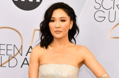 LOS ANGELES, CALIFORNIA - JANUARY 27: Constance Wu arrives at the 25th Annual Screen Actors Guild Awards at The Shrine Auditorium on January 27, 2019 in Los Angeles, California. (Photo by Rodin Eckenroth/Getty Images)