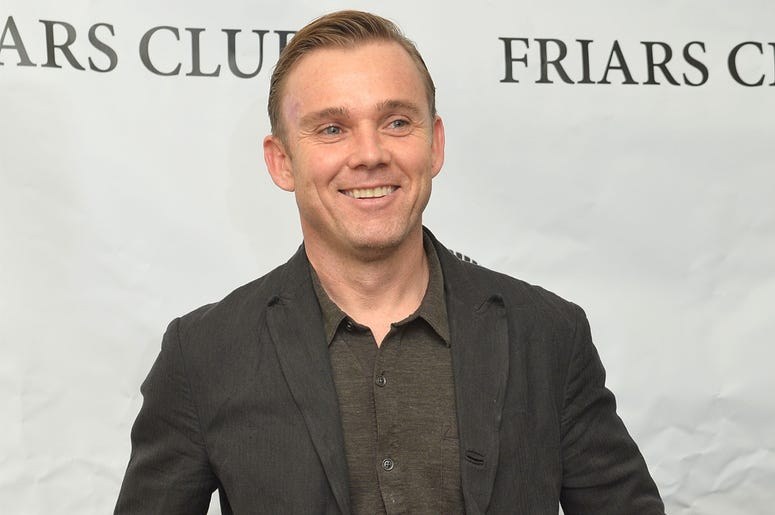 """NEW YORK, NY - MARCH 01: Actor Ricky Schroder attends The Friars Club: """"So You Think You Can Roast?"""" Celebrating Ricky Schroder at New York Friars Club on March 1, 2013 in New York City. (Photo by Mike Coppola/Getty Images)"""