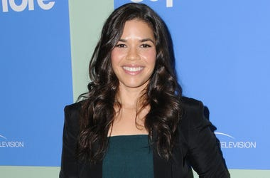 "07 June 2016 - Hollywood. America Ferrera. Arrivals for NBC's ""Superstore"" FYC @ UBC comedy panel series held at the UCB Sunset Theater. Photo Credit: Birdie Thompson/AdMedia"