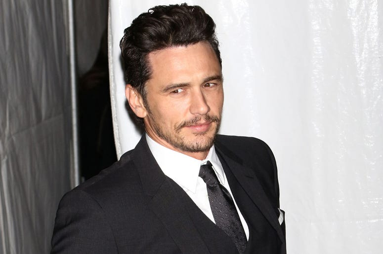 """This Sept. 5, 2019 file photo shows James Franco at the premiere of HBO's """"The Deuce"""" third and final season in New York. (Photo by Charles Sykes/Invision/AP, File)"""