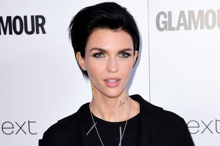 8/13/2018 - File photo dated 06/06/17 of Ruby Rose, has deleted her Twitter account after receiving abuse following the announcement she will play the first openly gay superhero lead role in an upcoming TV series. (Photo by PA Images/Sipa USA)