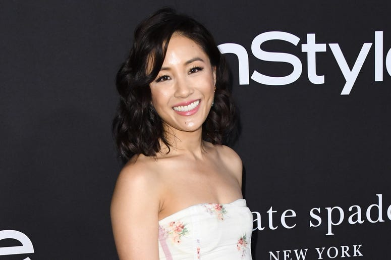 22 October 2018 - Los Angeles, California - Constance Wu. 2018 InStyle Awards held at The Getty Center. Photo Credit: Birdie Thompson/AdMedia /Sipa USA