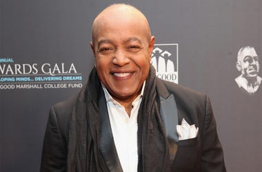 WASHINGTON, DC - NOVEMBER 21: Singer-songwriter Peabo Bryson attends the Thurgood Marshall College Fund 28th Annual Awards Gala at Washington Hilton on November 21, 2016 in Washington, DC. (Photo by Teresa Kroeger/Getty Images for Thurgood Marshall Colleg
