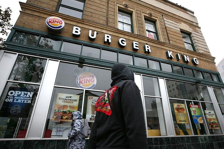 Burger King (Photo credit: Justin Sullivan/Getty Images)