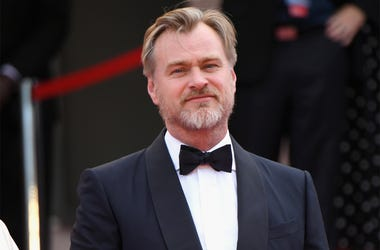 "CANNES, FRANCE - MAY 13: Director Christopher Nolan attends the screening of ""2001: A Space Odyssey"" ahead of the ""Sink Or Swim (Le Grand Bain)"" Premiere during the 71st annual Cannes Film Festival at Palais des Festivals on May 13, 2018 in Cannes, France"