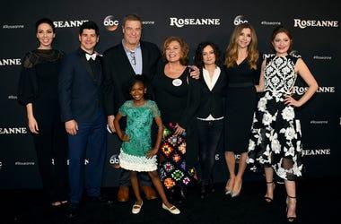 "Cast of ""Roseanne"""