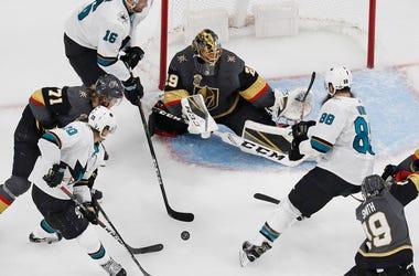 San Jose Sharks V Las Vegas Golden Knights
