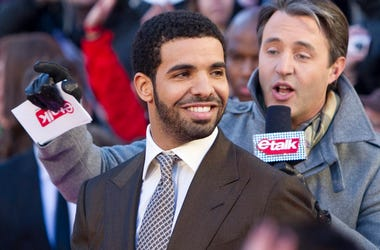 """In this March 27, 2011 file photo, Drake arrives on the red carpet at the 2011 JUNO Awards, Canada's music awards in Toronto. The 31-year-old rapper on Friday, June 29, 2018, released """"Scorpion."""" In two songs on his fifth album, he addresses rumors that h"""