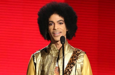 In this Nov. 22, 2015, file photo, Prince presents the award for favorite album - Soul/R&B at the American Music Awards in Los Angeles. (Photo by Matt Sayles/Invision/AP, File)