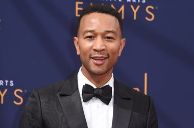 "In this Sept. 9, 2018 file photo, John Legend arrives at the Creative Arts Emmy Awards in Los Angeles. Legend will become a coach on NBC's ""The Voice."" (Photo by Richard Shotwell/Invision/AP, File)"