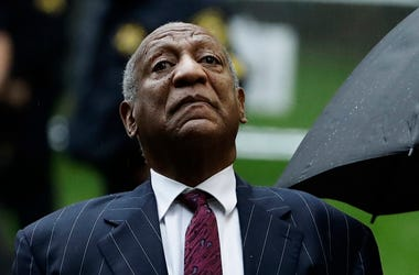 Bill Cosby arrives for his sentencing hearing at the Montgomery County Courthouse, Tuesday, Sept. 25, 2018, in Norristown, Pa. (AP Photo/Matt Slocum)