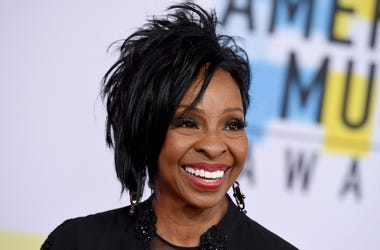 "In this Oct. 9, 2018 file photo, Gladys Knight arrives at the American Music Awards at the Microsoft Theater in Los Angeles. The seven-time Grammy Award-winner will sing ""The Star-Spangled Banner"" at this year's Super Bowl, Sunday, Feb. 3, 2019. Knight sa"