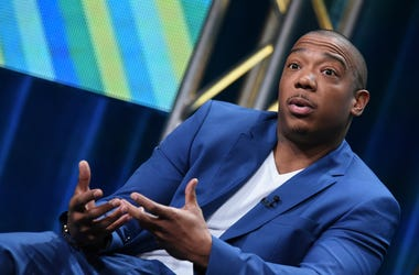 "In this Wednesday, July 29, 2015 file photo, Ja Rule speaks onstage during the ""Follow the Rules"" panel at the Viacom Networks 2015 Summer TCA Tour held at the Beverly Hilton Hotel in Beverly Hills, Calif. Singer and rapper Ja Rule is taking some heat on"