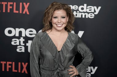"""In this Wednesday, Jan. 24, 2018 file photo, Justina Machado attends the Los Angeles premiere of """"One Day at a Time"""" Season 2 at ArcLight Hollywood, in Los Angeles. (Photo by Richard Shotwell/Invision/AP, File)"""