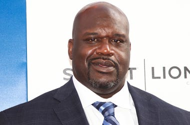 """In this June 26, 2018 file photo, Shaquille O'Neal attends the world premiere of """"Uncle Drew"""" at Alice Tully Hall in New York. (Photo by Andy Kropa/Invision/AP)"""