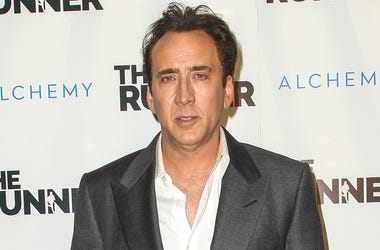 """In this Wednesday, Aug. 5, 2015 file photo, Nicolas Cage attends a special screening of """"The Runner"""" at the TCL Chinese 6 Theatre in Los Angeles. (Photo by Paul A. Hebert/Invision/AP, File)"""