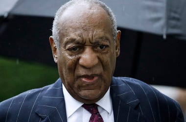 In this Sept. 25, 2018, file photo, Bill Cosby arrives for a sentencing hearing following his sexual assault conviction at the Montgomery County Courthouse in Norristown Pa. (AP Photo/Matt Rourke, File)