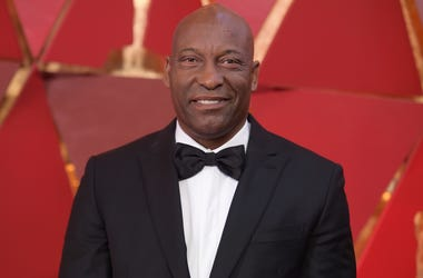 This March 4, 2018 file photo shows John Singleton at the Oscars in Los Angeles. )Photo by Richard Shotwell/Invision/AP, File)