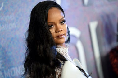 In this Sept. 13, 2018 file photo, singer Rihanna attends the 4th annual Diamond Ball at Cipriani Wall Street in New York. (Photo by Evan Agostini/Invision/AP, File)