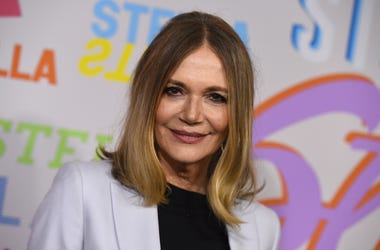 In this Jan. 16, 2018 file photo, Peggy Lipton arrives at the Stella McCartney Autumn 2018 Presentation in Los Angeles. (Photo by Jordan Strauss/Invision/AP, File)