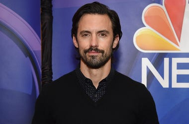 """Milo Ventimiglia, from the cast of """"This Is Us,"""" attends the NBC 2019/2020 Upfront at The Four Seasons New York on Monday, May 13, 2019. (Photo by Evan Agostini/Invision/AP)"""