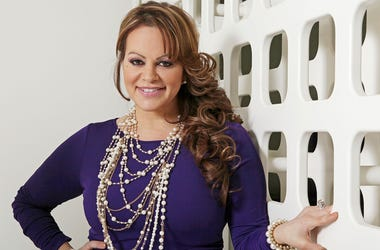 In this March 8, 2012, file photo, Mexican-American singer and reality TV star Jenni Rivera poses during an interview in Los Angeles. (AP Photo/Reed Saxon, File)