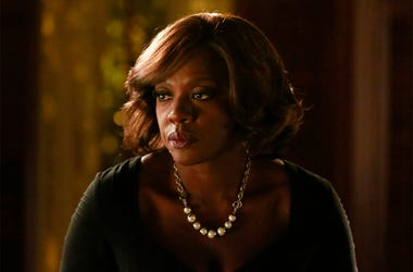 """In this image released by ABC, Viola Davis appears in a scene from """"How To Get Away With Murder."""" ABC said Thursday that the show's upcoming sixth season will be its last. (Mitchell Haaseth/ABC via AP)"""
