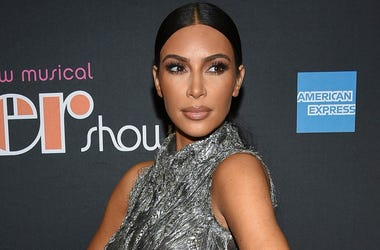 "This Dec. 3, 2018 file photo shows Kim Kardashian West at ""The Cher Show"" Broadway musical opening night in New York. (Photo by Evan Agostini/Invision/AP, File)"