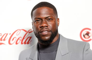 In this April 4, 2019 file photo, Kevin Hart poses for photos at the Big Screen Achievement Awards at Caesars Palace in Las Vegas. Hart has been injured in a car crash in the hills above Malibu on Sunday, Sept. 1. (Photo by Chris Pizzello/Invision/AP, Fil