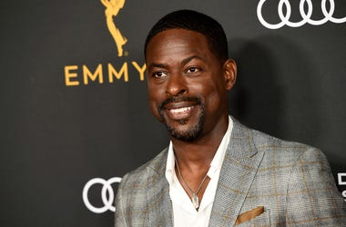 Actor Sterling K. Brown poses at the Performers Nominee Reception for Sunday's 71st Primetime Emmy Awards, Friday, Sept. 20, 2019, in Beverly Hills, Calif. (Photo by Chris Pizzello/Invision/AP)