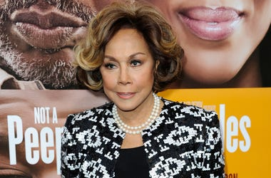 "This May 8, 2013 file photo shows Diahann Carroll at the world premiere of ""Peeples"" in Los Angeles. (Photo by Richard Shotwell/Invision/AP, File)"